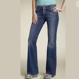 Paige Benedict Canyon Snug-fit Boot-cut Jeans 29